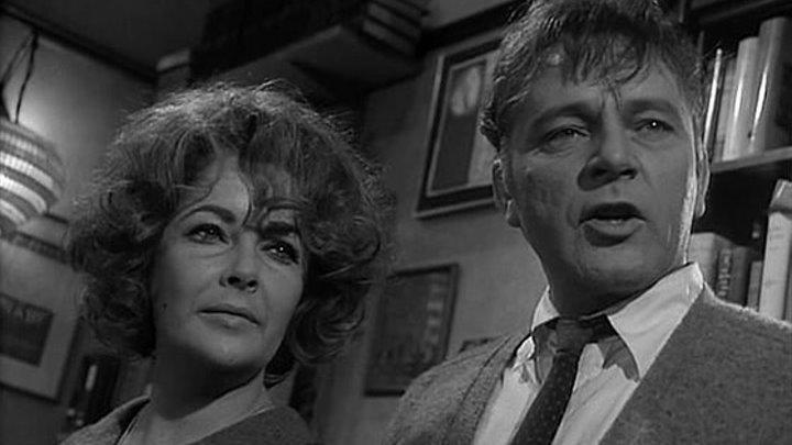Кто боится Вирджинии Вульф? / Who's Afraid of Virginia Woolf? 1966 год В главных ролях снялась супружеская (на момент съемок) пара — Ричард Бёртон и Элизабет Тейлор.