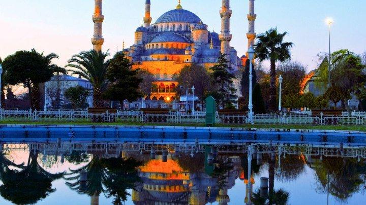Стамбул. Место, где встречаются Европа и Азия. Город контрастов с пряным ароматом! Istanbul City in 4K