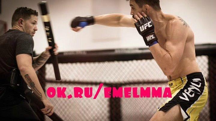 ★ Люк Томас о подготовке МакГрегора к UFC 202 ★