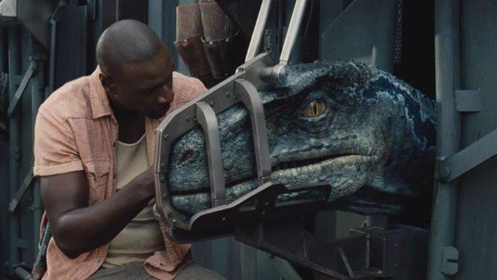 Очень Юрское кино / Jurassic World (США ,Китай 2016HD) Смешной перевод   Комедия ツ