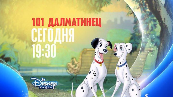 """101 далматинец"" на Канале Disney!"