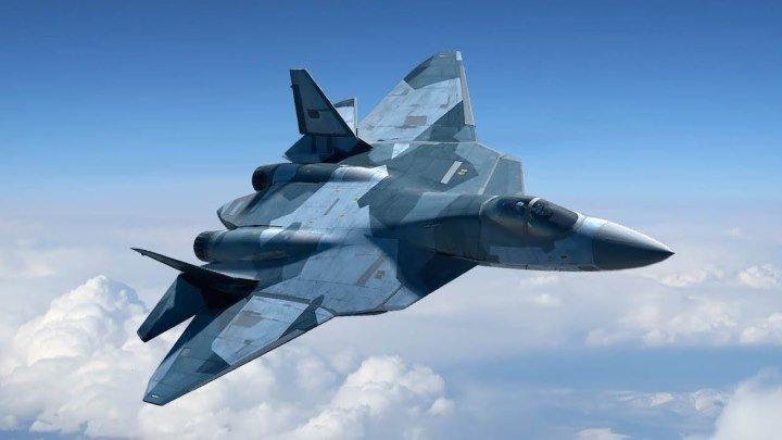 Су-35, Су-37, Т-50. Высший пилотаж