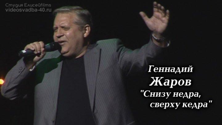 Геннадий Жаров - Снизу недра, сверху кедра / 2006