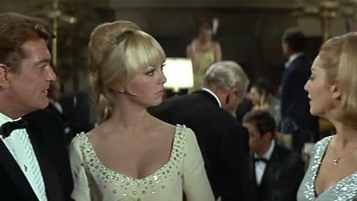 Фантомас против Скотланд-Ярда / Fantomas contre Scotland Yard [1967 - комедия, криминал, приключения]