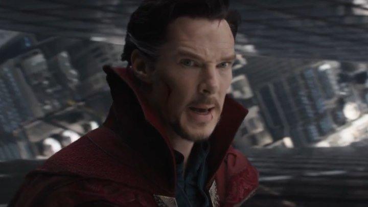 """Это надо видеть! Вся магия кино — в новом трейлере к фильму MARVEL """"Доктор Стрэндж""""! В кино с 31 октября."""