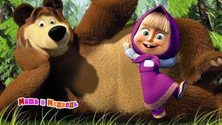 Серия «Маши и Медведя» обошла по просмотрам клип Адель