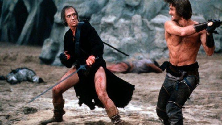 Воин и колдунья / The Warrior and the Sorceress 18+(1984) фэнтези, боевик, приключения
