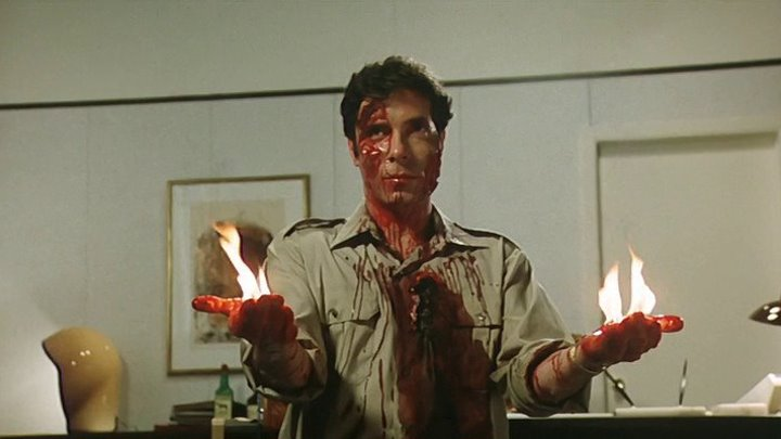 Сканнеры / Scanners (США, Канада 1981 HD) Триллер, Фантастика, Ужасы