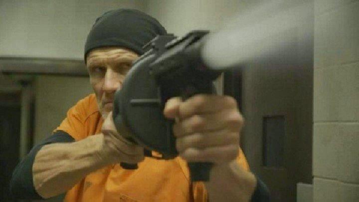 """""""Джек Стоун"""" тюремный боевик в HD"""