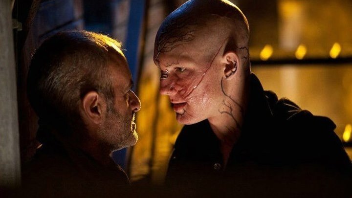 Страшно красив (фэнтези, драма, 2011, 16+)