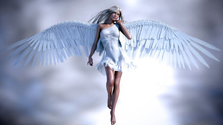 Ангелы здесь больше не живут