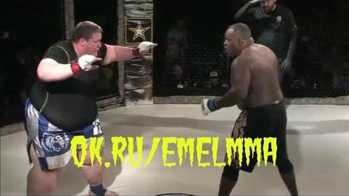 ★ Толстяки в MMA- Этих толстых рубак вы не видели, и не знаете... ★