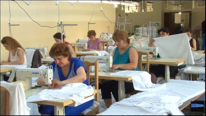 Производства текстиля в Арцахе