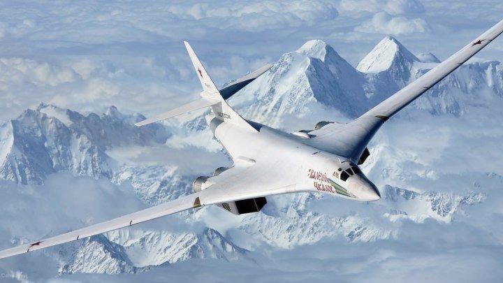 ★ТУ-160 «Белый лебедь»★