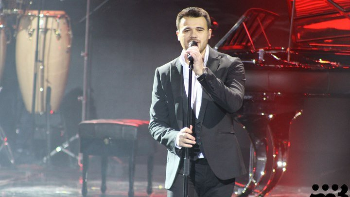 Emin - концерт (Crocus City Hall, Москва) 11.12.2012