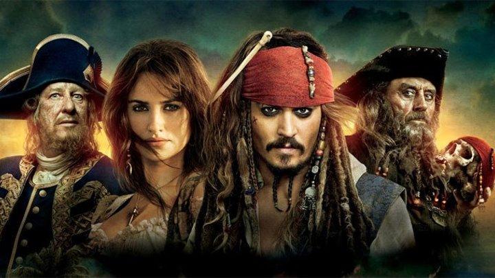 Пираты Карибского моря: На странных берегах / (2011) HD