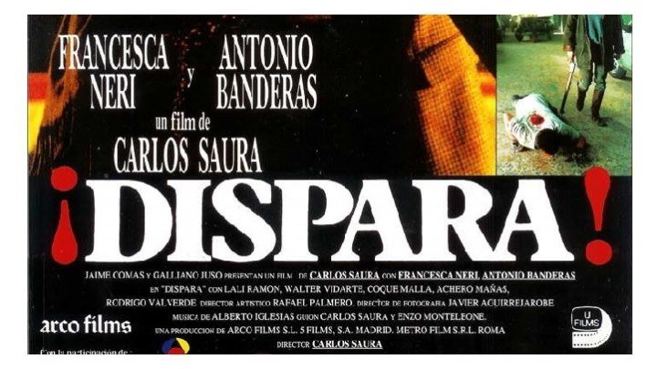 Стреляй! 1993 Канал Антонио Бандерас