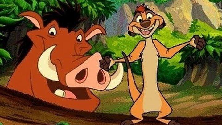 Приключения Тимона и Пумбы (1995) 8 сезон 4 серия из 6