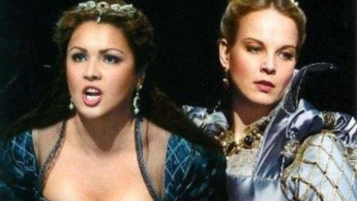 Доницетти - Анна Болейн / Donizetti - Anna Bolena