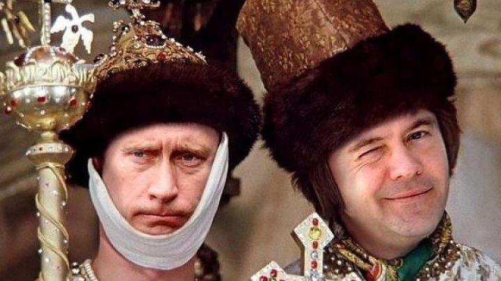 БОМБА !!! - Сказ про Егора, сына Федота-стрельца. Андрей Аверьянов