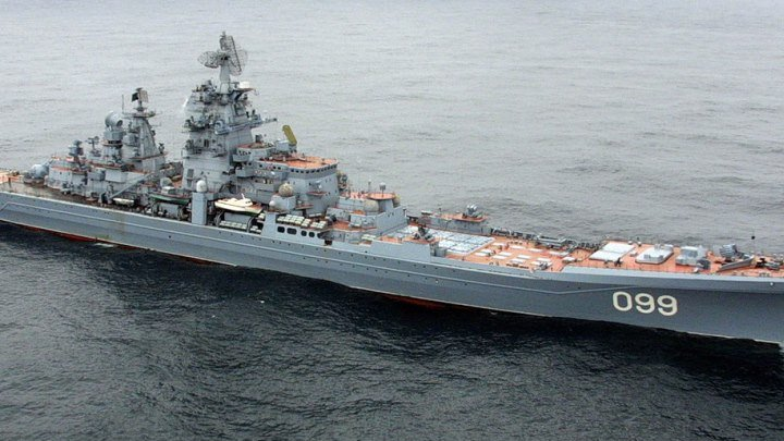 На атомный ракетный крейсер «Пётр Великий» вход свободный 2016
