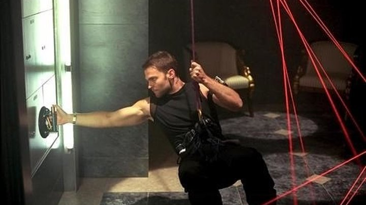 Бесшабашное ограбление (2002)