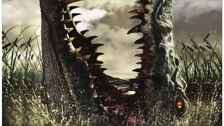 """Крокодил (2007) Rogue Жанр: Ужасы, Боевик, Триллер, Приключения. Страна: США, Австралия. Слоган: """"Ты быстро плаваешь?""""."""