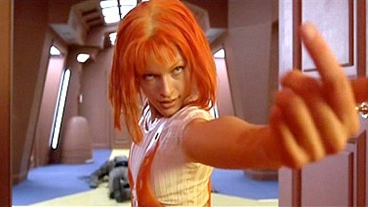 """Пятый элемент"" Fifth Element, The. HD+. Фантастика, Боевик, Триллер, Мелодрама, Приключения."