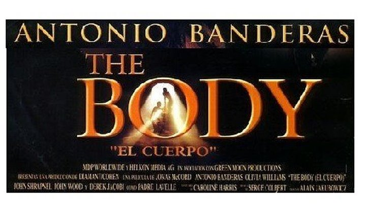 Тело 2001 Канал Антонио Бандерас