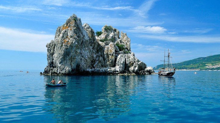 КРЫМ, ПУТЕШЕСТВИЕ В РАЙ. Crimea, a trip to Paradise