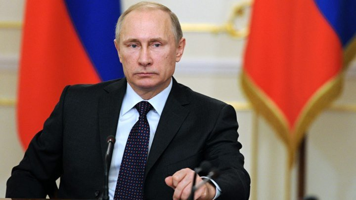 Путин - Я вам расскажу две вещи...!