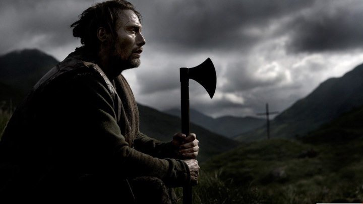 "Фильм "" Вальгалла: Сага о викинге "" ."