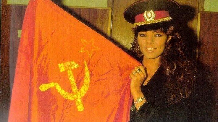 Сандра - Лучшие песни! Sandra - Megamix - Музыка 80х