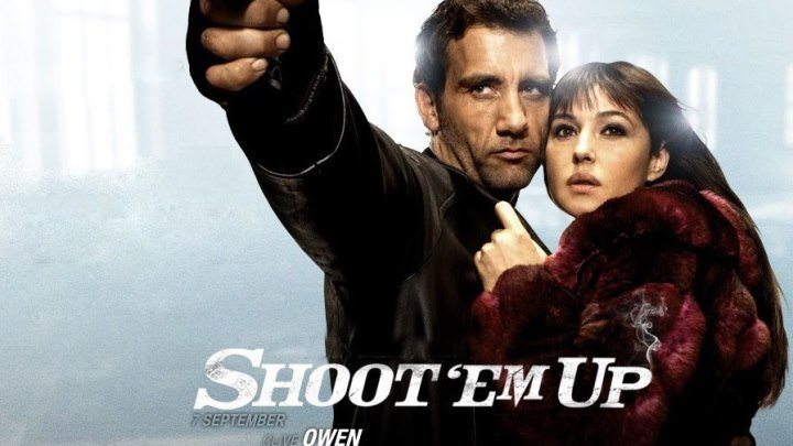 Пристрели их 2007 Боевик, Триллер, Комедия, Приключения, Криминал