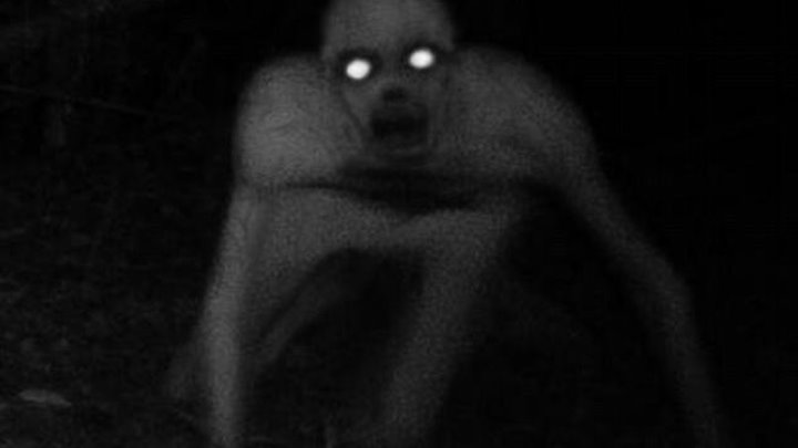 Призраки снятые на видео