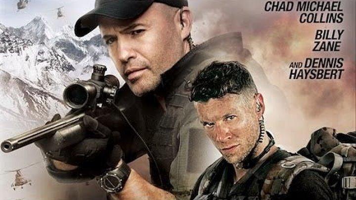 Снайпер: Призрачный стрелок (2016) Боевик, военный, драма