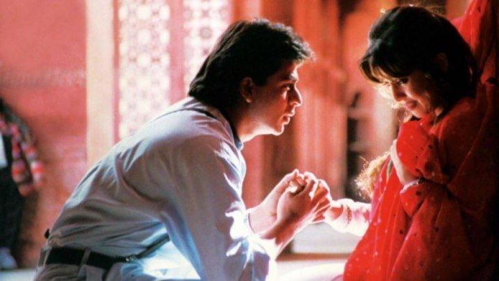 Shah Rukh Khan in Pardes