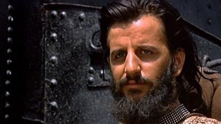 Слепой / Blindman (1971, вестерн) в главной роли Ринго Старр