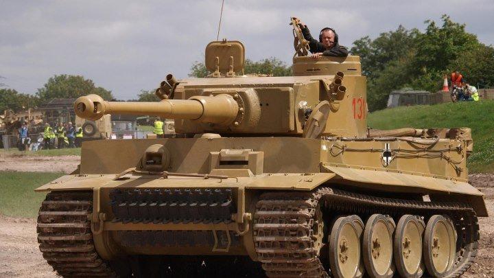 """""""Тяжёлый танк-ТИГР"""" (2013,""""The Challenger"""" с Ричардом Катлэндом,Wargaming TV)"""