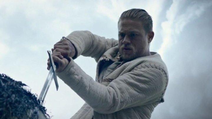 Меч короля Артура - Русский Comic-Con Трейлер (2017)
