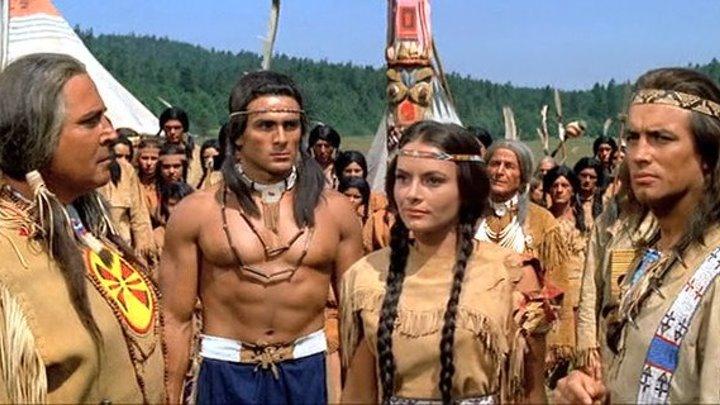 Виннету – вождь апачей (1964) HD