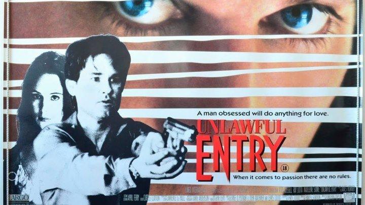 Незаконное вторжение (1992) Страна:США Япония