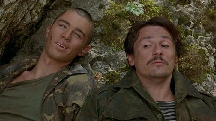 Кавказский пленник HD (драма, 1996)