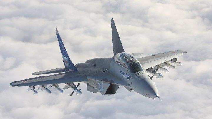 МиГ-35 (Fulcrum-F) «4++» (4К)