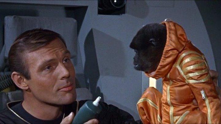 Робинзон Крузо на Марсе (США 1964 HD) Фантастика (ЭКСКЛЮЗИВ!)