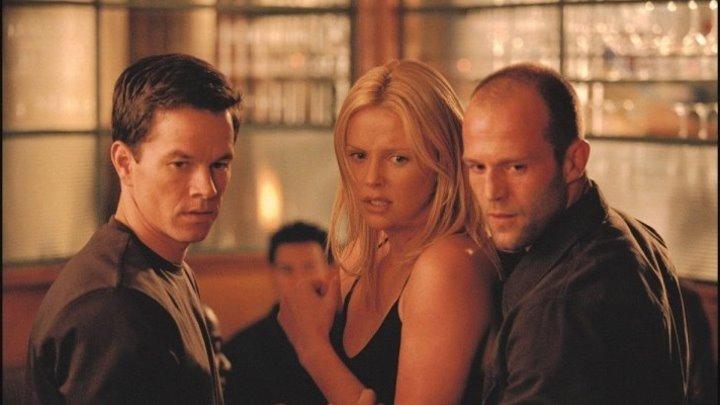 Ограбление по-итальянски (2003) Боевик, Приключения, Детектив, Драма.