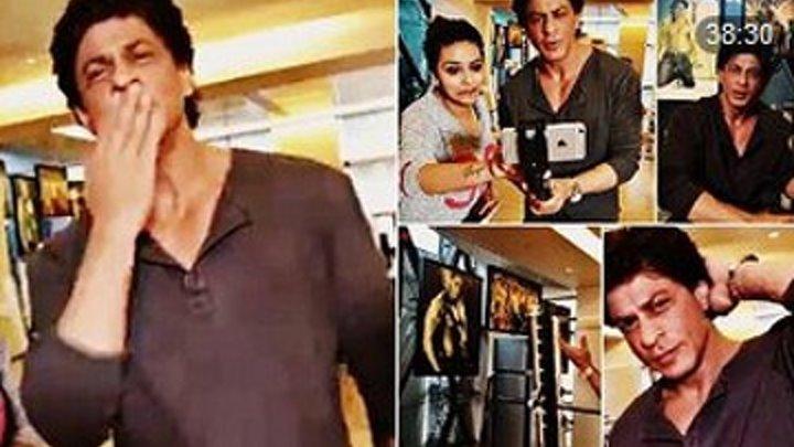 Шах Рукх Кхан в онлайн чате #fame /27.07.16 г. ( с русскими субтитрами)