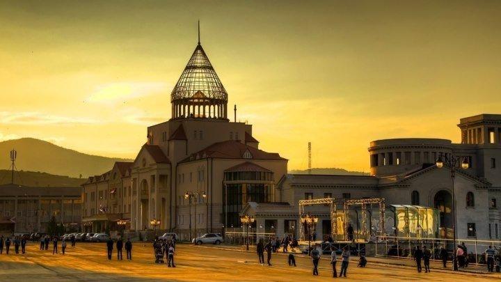 Степанакерт. Арцах, Армения. Stepanakert/Nagorno-Karabakh (Artsakh)