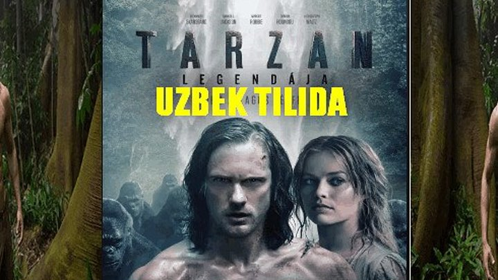 Tarzan / Тарзан (uzbek tilida) primera 2016 HD