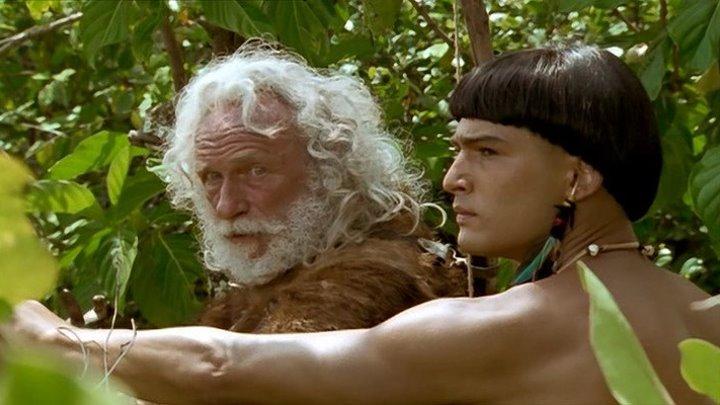 Робинзон Крузо 2003 драма, приключения